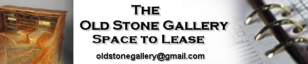 Old Stone Gallery rental space